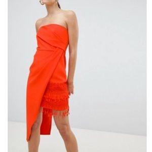 River Island Tassel Dress (UK size 10)